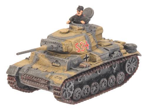 Flames of War: Panzer III L or N: GE034