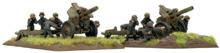 Flames of War: 12.2cm FH316(r) Gun: GE573