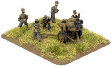 Flames of War: 21cm NW42 Rocket Launcher: GE592 - Used