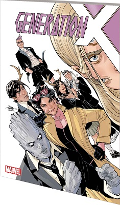Generation X: Volume 1: Natural Selection TP
