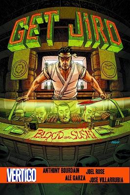 Get Jiro: Blood and Sushi HC (MR)