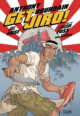 Get Jiro: Blood and Sushi TP (MR)
