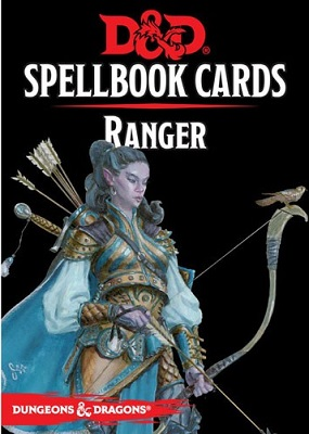 Dungeons and Dragons: Spellbook Cards: Ranger Deck