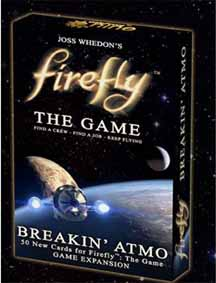 Firefly the Game: Breakin Atmo Expansion