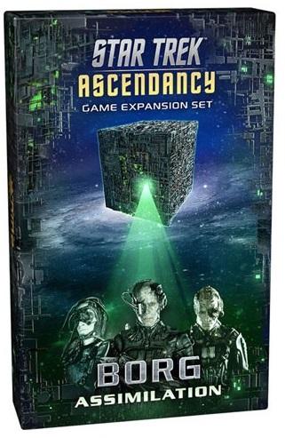 Star Trek: Ascendancy: Borg Assimilation
