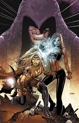 Grimm Fairy Tales: Coven (2015) Complete Bundle - Used