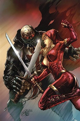 Grimm Fairy Tales: Red Agent (2016) Complete Bundle - Used