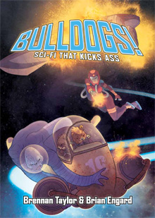 Bulldogs RPG: Core Rule: Hard Cover