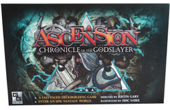 Ascension Chronicle of the Godslayer Card Game