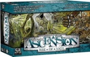Ascension: Rise of Vigil Expansion - USED - By Seller No: 15183 Steven Smith