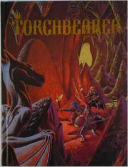 Torchbearer Role Playing HC - Used
