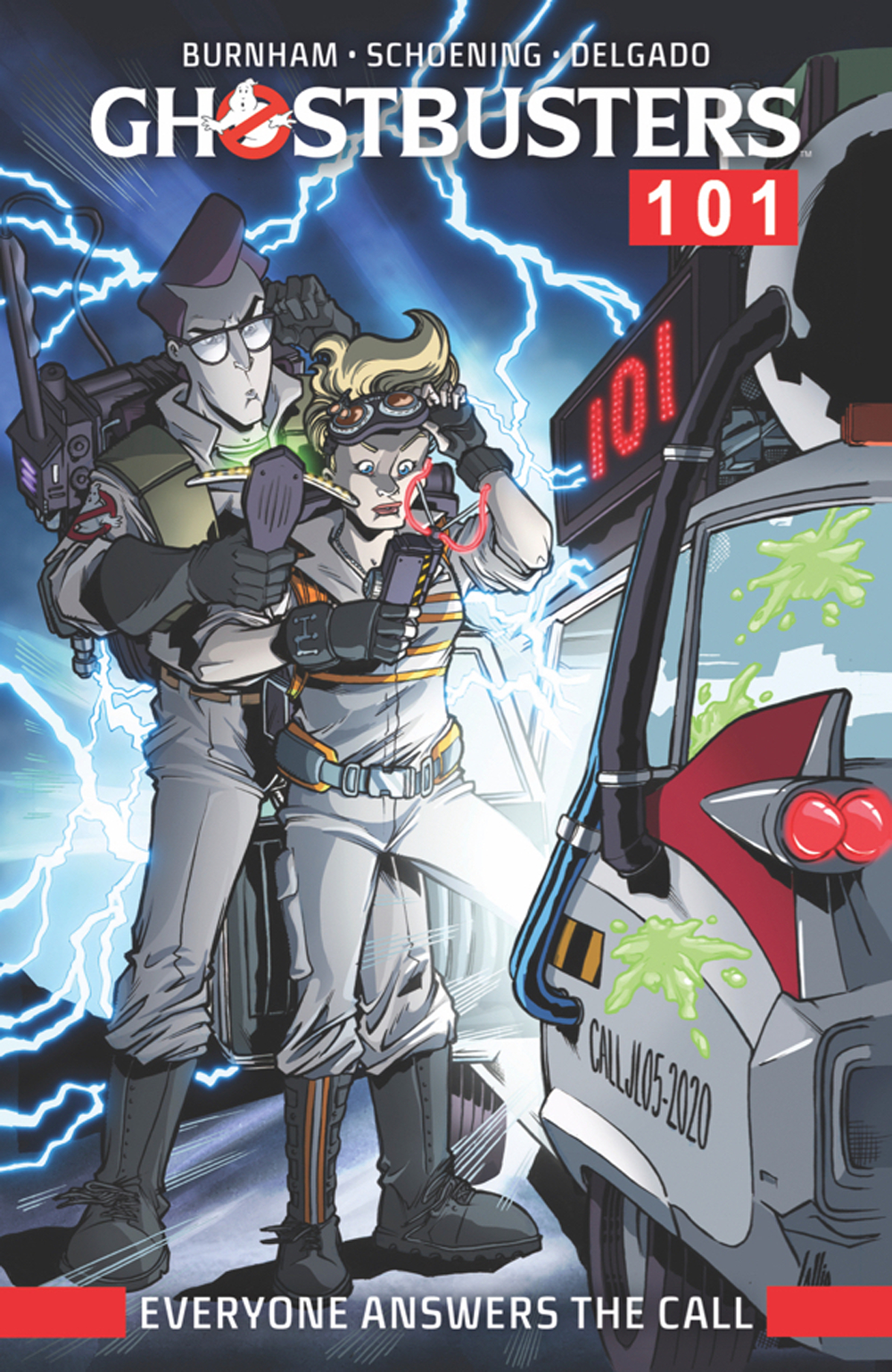 Ghostbusters 101: Volume 1: Everyone Answers the Call TP