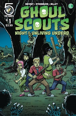 Ghoul Scouts: Night of the Unliving Undead no. 1 (2016 Series)