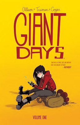 Giant Days: Volume 1 TP
