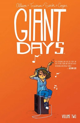 Giant Days: Volume 2 TP
