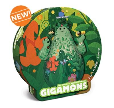 Gigamons Card Game