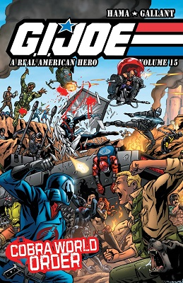 G.I. Joe: A Real American Hero: Volume 15 TP