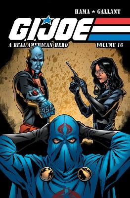 G.I. Joe: A Real American Hero: Volume 16 TP