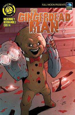 Gingerdead Man: Baking Bad TP (MR)