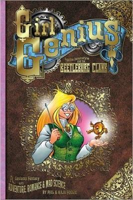 Girl Genius: Volume 1: Agatha and Beetleburg TP