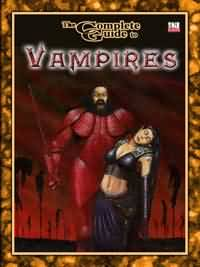 D20: the Complete Guide to Vampires - Used