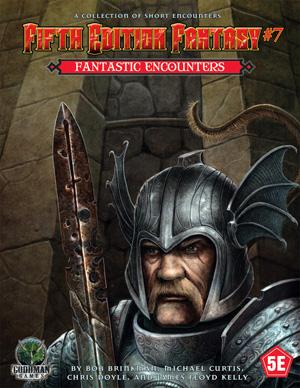 Fifth Edition Fantasy no 7: Fantastic Encounters - Used