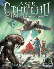 Age of Cthulhu: Horrors from Yuggoth: Vol IV - Used