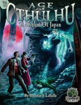 Age of Cthulhu: A Dream of Japan: Vol VI - Used