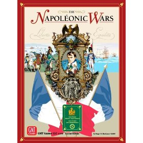 Napoleonic Wars Board Game - Used