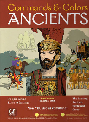 Commands and Colors Ancients 3rd Ed