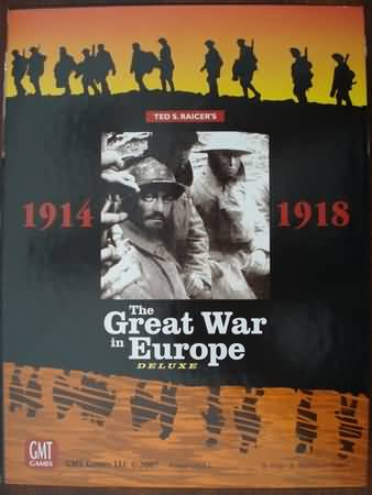 The Great War in Europe DELUXE 1914 - 1918 - Used