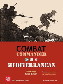 Combat Commander: Mediterranean (reprinted 2013)