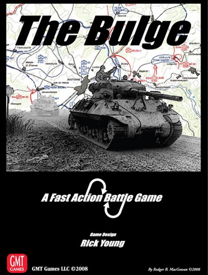 The Bulge: A Fast Action Battle Game