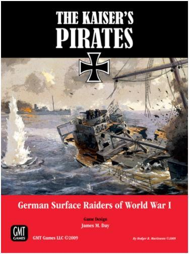 The Kaisers Pirates: German Surface Raiders of World War I