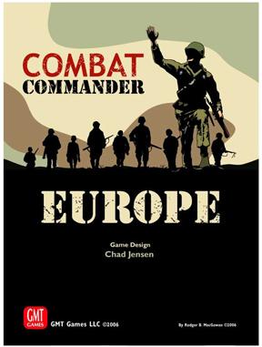 Combat Commander: Europe 2014 (reprint)