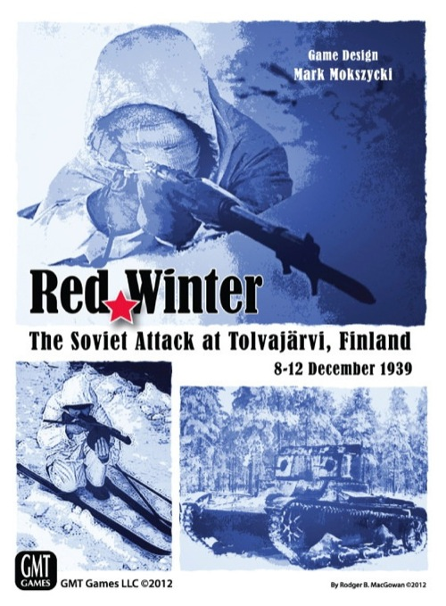 Red Winter: The Soviet Attack at Tolvajarvi, Finland