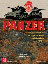 Panzer: Expansion Set 1: The Shape of Battle on the Eastern Front 1943-45