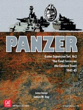 Panzer: Expansion Set 2: The Final Forces on the Eastern Front 1941-44