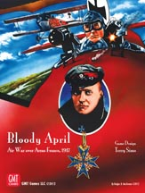 Bloody April: Air War over Arras France 1917