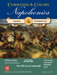 Commands and Colors Napoleonics: The Russian Army Expansion