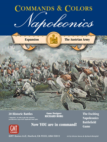 Commands and Colors Napoleonics: The Austrian Army Expansion