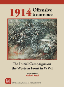 1914, Offensive a outrance