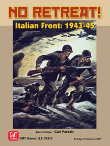 No Retreat: Italian Front: 1943-45