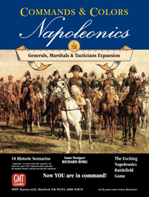 Commands and Colors: Napoleonics Expansion: Generals, Marshals and Tacticians