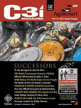 C3i Magazine: No 22: Agincourt