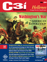 C3i Magazine: No 24: Washingtons War
