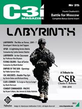 C3i Magazine: No 25: Labyrinth