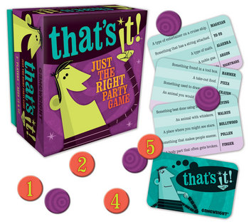 That s It Card Game