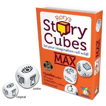 Rorys Story Cubes: Max