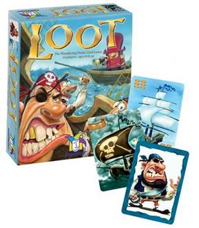 Loot Card Game